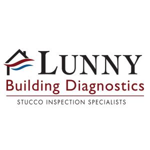 lunny diagnostic logo design