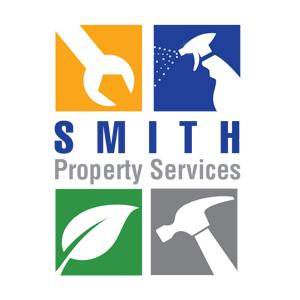 smith property services logo design